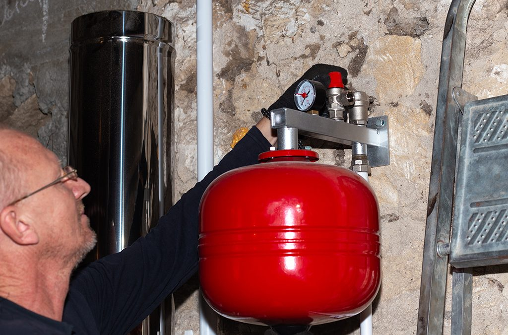 What Is A Thermal Expansion Tank?